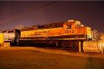 BNSF GP38-2 2012
