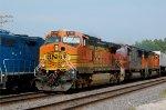 BNSF 9-44CW 5186