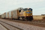 UP SD70M 3924