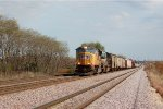 UP SD70M 4899