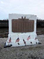 P&WV World War 2 Monument