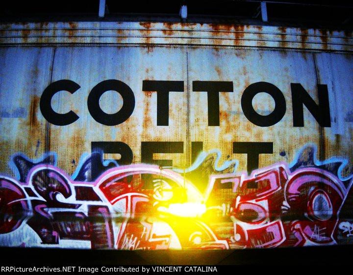 Cotton Belt Baby!!!