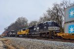 All EMD Power on these 2 Intermodal Trains