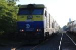 Greenport Scoot Train 6203