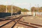 Port Jefferson Yard Tracks