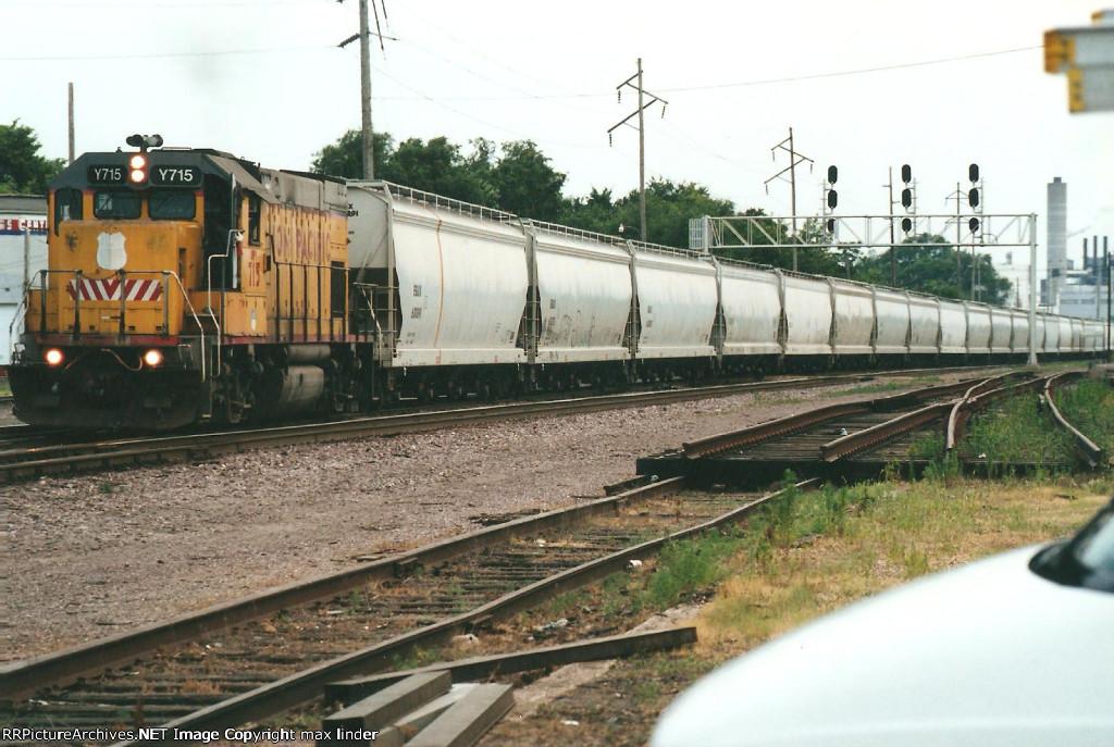 UPY 715