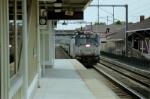 AEM-7 and train