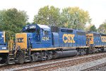 CSXT 4294 - ex-C&O GP39