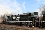 Brand new NS 1046 SD70ACe on CSXT train U883
