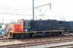 Pennsylvania Northeastern GP9RM PN 7010 just delivered