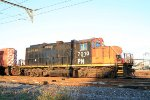 Pennsylvania Northeastern GP9RM PN 7010 just delivered at Lansdale PA