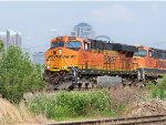 BNSF #7315 And BNSF #1123