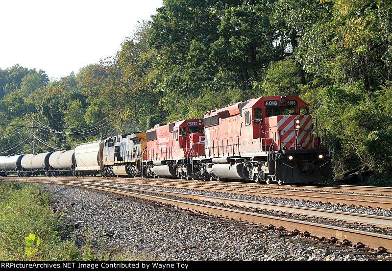 K630-03 EB on the OML with CP power