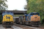 SD60I and SD70ACe power