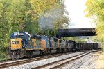 Q410-17 with a GP40-2 leader and a Pan Am SD40-2 trailing
