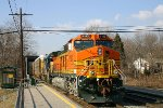 Q226-13 with a BNSF leader