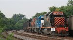 K110-20 on CSX with WE power