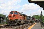 Q235-02 with BNSF/CSX/NS/CN