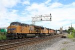 Q235-07 with UP/UP/BNSF/CSX