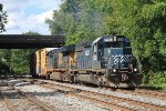 Q398-09 with HLCX 6230 leading