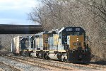 Q398-28 EB on the Old Main Line