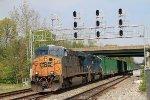HLCX 7333 on CSXT Q703-20