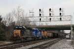 Y139-10 on CSX with CREX, CITX and CSX power