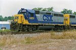 CSX GP40-2