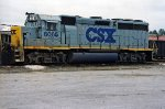 CSX GP40-2