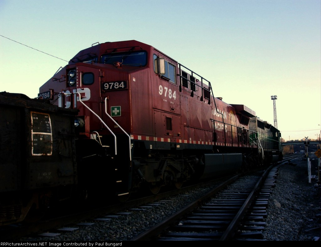 Canadian Pacific 9784