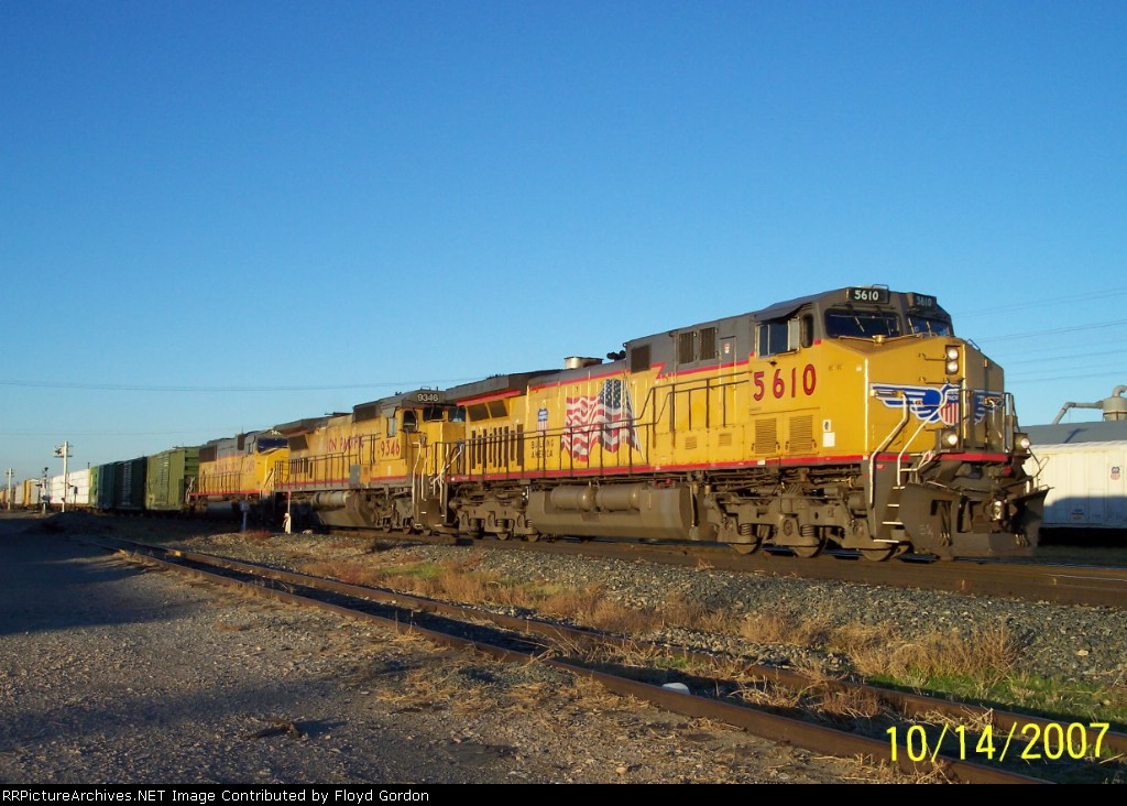 UP 5610 (AC44CWCTE)
