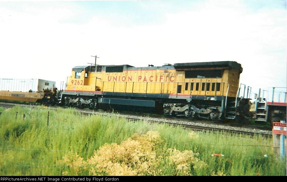 UP 9262