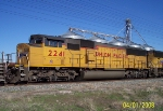 UP 2241 (SD60M)