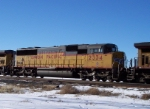 UP 2334 (SD60M)