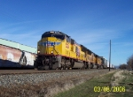 UP 5224 SD70M