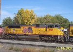 UP 8318 (SD70ACe)