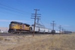 UP 8319 is Distributed Power westbound UP freight