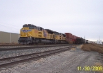UP 8489, UP 8386 SD70ACe Twinpack