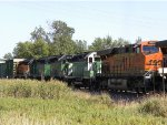The EMDs of BNSF 5768 South