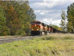 BNSF 5741 North