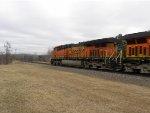 BNSF 6270 North