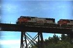 BNSF 8230 South