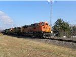 BNSF 9168 South