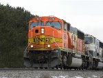 BNSF 8974 North on the Hinckley Sub.