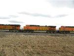 BNSF 6317 North