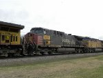 UP 6247 North with a nice consist