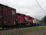 UP 3095 North w/SOO Power