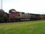 BNSF 5139 South