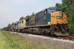 CSX V779 tied up at Milmay