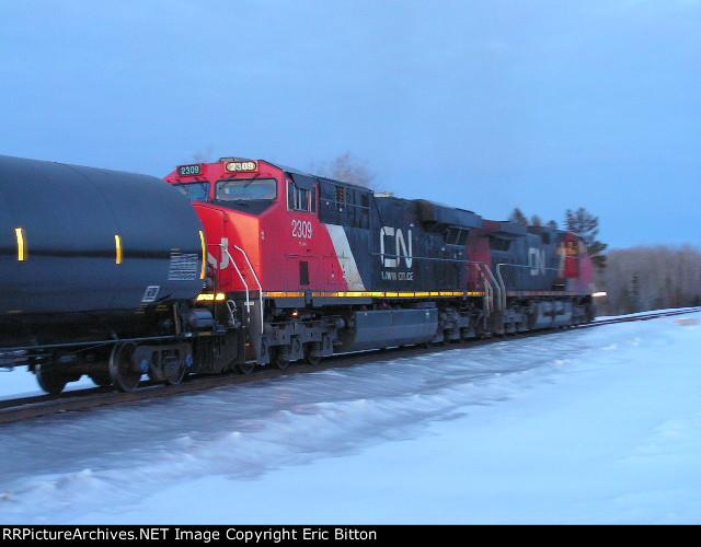 CN 2617 East